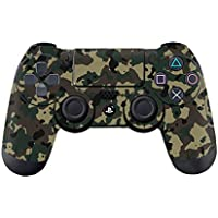 DOTBUY PS4 Pelli Adesivi Giochi Joystick Sony Playstation 4 Controller Dualshock Vinile Decalcomanie x 1 (Camouflage Black)