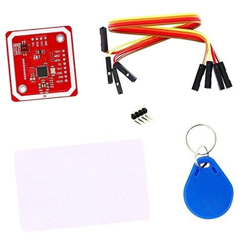 Sharplace NFC/RFID-Modul, Reader/Writer Modul für Arduino/Development Boards Module V 3.0