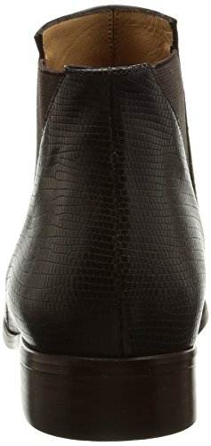 Castañer Edelweiss-cuir Exotique, Stivali Donna Marrone (brun Foncé)