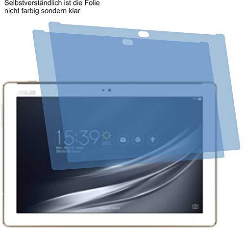 4ProTec 2X ANTIREFLEX matt Schutzfolie für Asus ZenPad 10 Z301MFL Bildschirmschutzfolie Displayschutzfolie Schutzhülle Bildschirmschutz Bildschirmfolie Folie