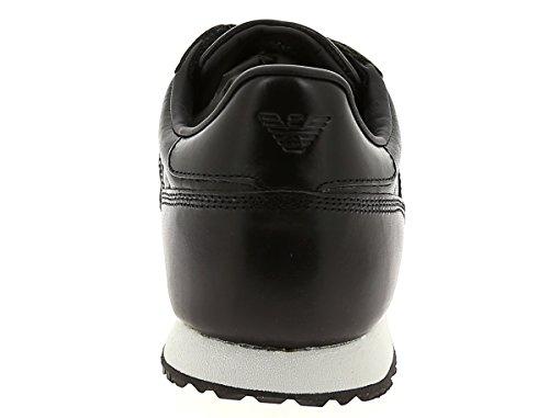 Herren Jeans Armani Jeans Sneaker Armani Schwarz SIPxdqEx