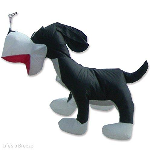 blow-up-scacciaspiriti-dog-skippy-jr-per-vento-leggero-kraftigen-medio-lunghezza-120-cm