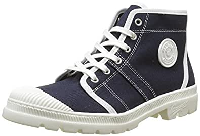 Pataugas Damen Authentiq/T F2D Desert Boots, Grau (Gris 080), 38 EU
