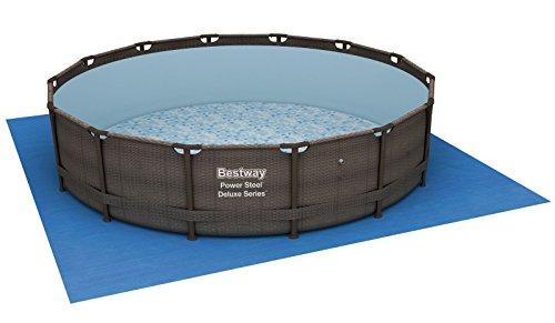 Bestway – Power Steel Frame Pool Deluxe Komplettset - 8