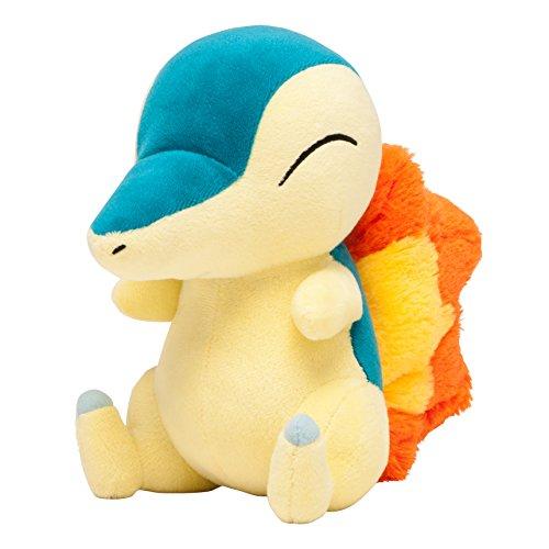 Pokemon Center Original Plush Doll Cyndaquil (Pokemon Go GSC)