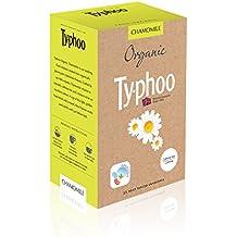 Typhoo Organic Chamomile, 25 Heat Sealed Tea Bags