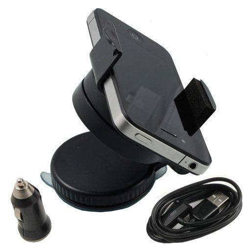 Avcibase 4260310644547 360 Grad Universal KFZ Auto Halterung für Apple iPhone 4/3G/S