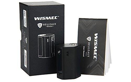Wismec Reuleaux RX2/3 Electronic Cigarette Mod, Black