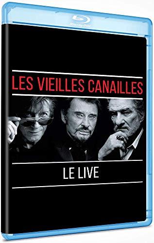 LES VIEILLES CANAILLES - L'ALBUM LIVE  (BLU RAY) [Blu-ray]