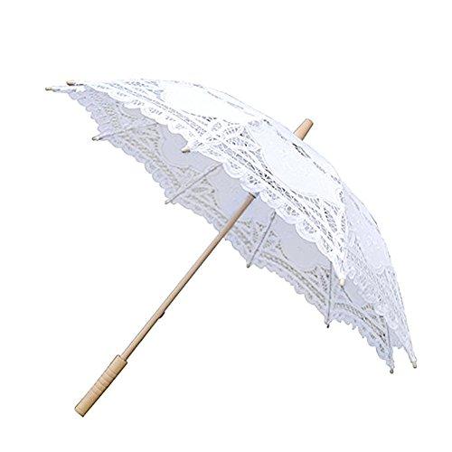 Europäischen Stil Ausschnitt Hochzeit Sonnenschirm Bridal Shower Dekoration Regenschirm, Handmade Black Lace Sonnenschirm Regenschirm nach Maß Geschenk Regenschirm