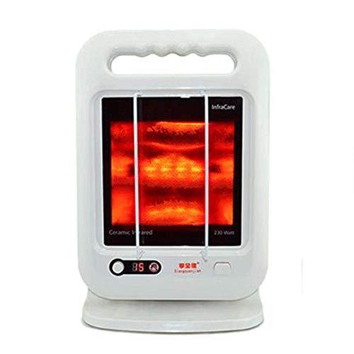 DULAMP Intensiv Infrarot Medizinisch Desktop Hitze Zuhause Therapie Licht Einstellbar Neigung,300W zu Entspannen Sie Sich, Behandeln, Entlasten Muskel Schmerzen, Lindern Schmerzen