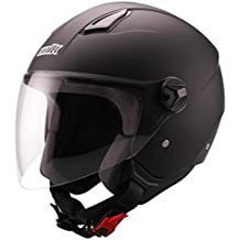 UNIK - Casco Jet CJ-16 Negro Mate (XL)