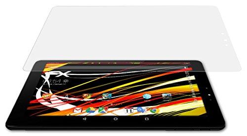 atFolix Schutzfolie kompatibel mit Allview Viva H1002 LTE Bildschirmschutzfolie, HD-Entspiegelung FX Folie (2X)