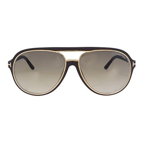 Tom Ford Sonnenbrille FT0379_INIE_50K (60 mm) braun
