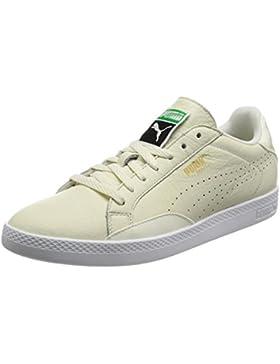 Puma Damen Match Lo Black and White Wn's Sneakers