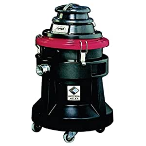 Aspirateur bidon GALAX 40 litres 1200W PPH gris Réf 2043