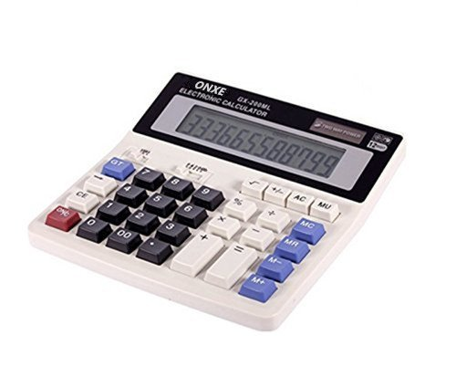 Calculators,Desktop Office 12 Di...