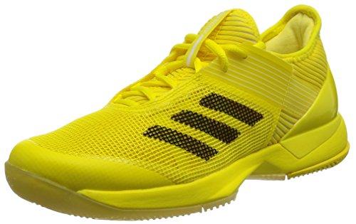 adidas Donna Adizero Ubersonic 3 W Scarpe da Ginnastica Giallo Size: 38