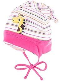 maximo Baby-Mädchen Mütze, Zipfelknoten