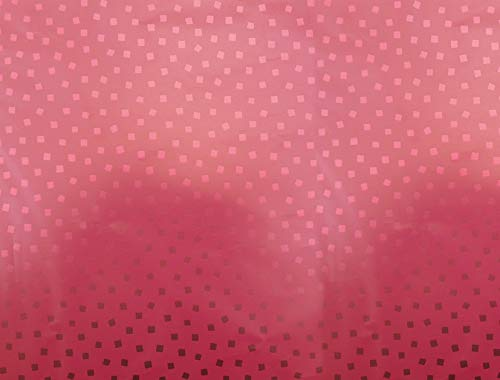 Braun + Company Rolle Pro Alu Decors Little Cubes, Flamingo Geschenkpapier, Metall Effekt,...