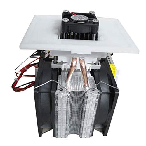 LoveOlvidoD Gute Qualität 72W Semiconductor Cooling System Kleine Mini-Klimaanlagen-Abkühlungs Ankunft kühlen Kabinett-Satz ab -