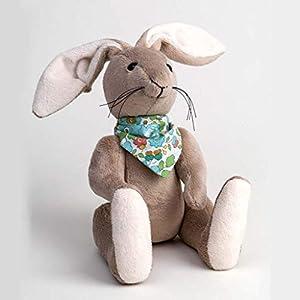 Canterbury Bears ltd Conejo Suave de Sauce 106, Color Beige pálido