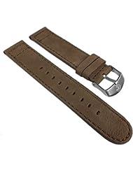 Timex T49945-Band - Correa , color marrón (20)