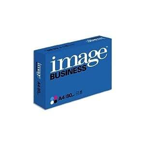 Antalis Image Business CIE 161 Ramette de 500 feuilles A4 80g papier sans chlore blanc Lot de 5