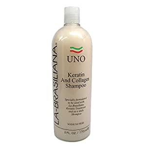La-Brasiliana Uno After Treatment Shampoo 250ml