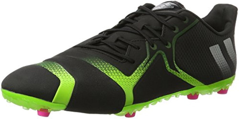 adidas & hommes & adidas eacute; football as 16   tkrz bottes noires / Vert  (negbas / nocm & eacute; t / versol), 8 royaume - uni 984baf