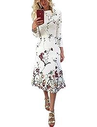 e483cd227b2a91 Suchergebnis auf Amazon.de für: bedruckt - Kleider / Damen: Bekleidung