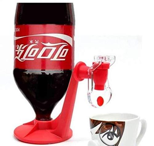Gwill Upside Down Trinkbrunnen Soda Cola Kaffee Bier Getränk Schalter Druck (Upside-down-bier)