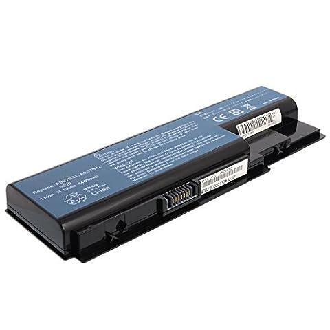 Laptop Battery for Acer Aspire 4400mAh 10.8V AS07B71 AS07B31 AS07B32 AS07B51 AS07B61 7738G 7740 7720 7720G 7730 7730G 7735 7735Z 7735ZG 7736G 7520 7736Z 7736ZG 7530 7530G 7535 7535G 7540 7540G