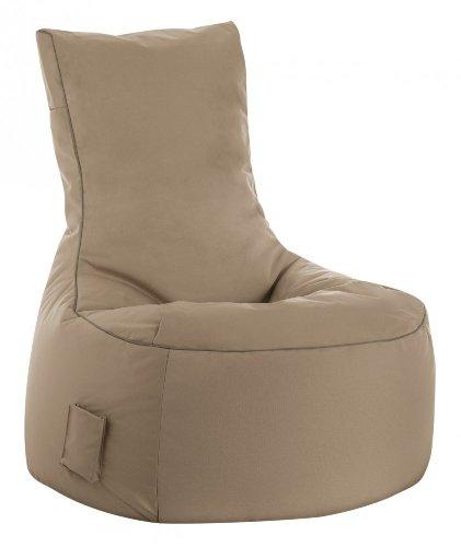 MAGMA Sitzsack Scuba Swing mit Tasche khaki