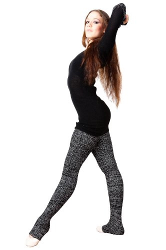 kd-dance-new-york-gutre-chaussettes-et-bonneterie-bb-garon-0-24-mois-noir-metallic-silver-black