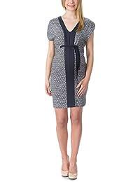bellybutton Damen Kleid Juilie - Kleid 1/4 Arm
