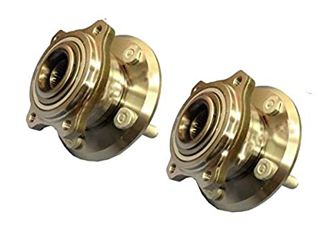 2x Wheel Bearing Front Wheel Hub For Chrysler 300 °C Dodge Magnum Charger 2004-2011 Only AWD 4WD NEW.
