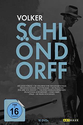 Volker Schlöndorff - Best of Edition [10 DVDs]