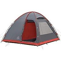 JUSTCAMP Newport 3 Tenda da Campeggio 3 posti con Veranda (350 x 270 x 210 cm)