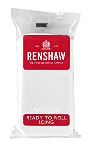 Renshaw Ready To Roll Icing White, 500g