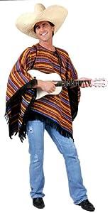 Funny Fashion 601089 - Disfraz de mejicano para hombre