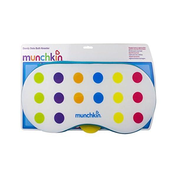 Munchkin Dandy Dots Bath Kneeler 3