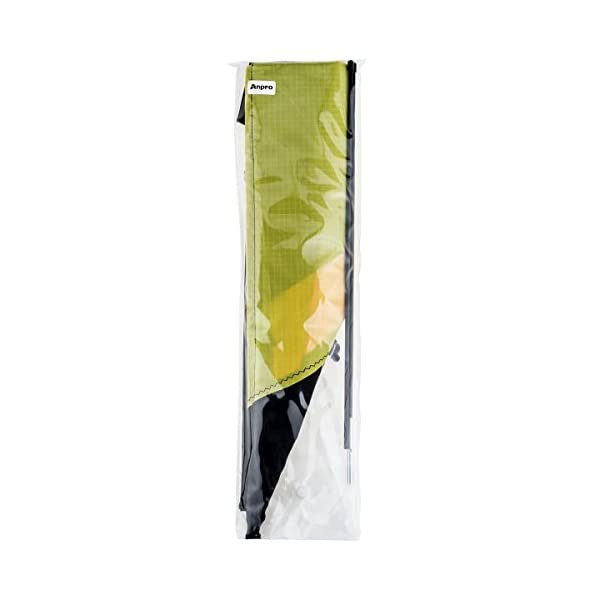 Anpro Huge Colorful Kite for Kids and Adults - Huge Size and Best Easy Flyer, Huge colorful kite with 60m/197 Feet Flying Line 6