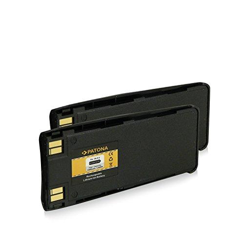 2x PATONA Batteria BPS-2 BLS-2 BMS-2 per Nokia 5110 5130 6110 6150 6210 6310 7110