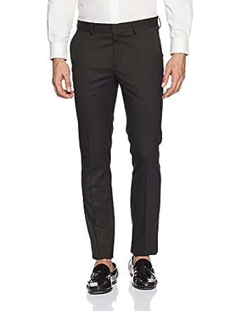 Excalibur Men's Formal Trousers (8907542687329_400016627947_32_Brown)