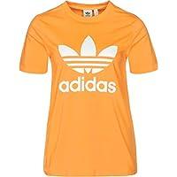 adidas Trefoil tee Camiseta, Mujer, Naranja (Ororea), 42 - Cosmética y perfumes - Comparador de precios