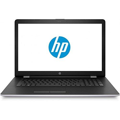 """HP 17-bs008ns 2.00GHz i3-6006U Intel® CoreTM i3 della sesta generazione 17.3"""" 1600 x 900Pixel Nero, Argento Computer portatile"""