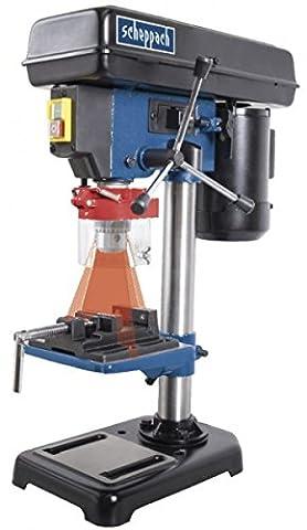 Scheppach dp16vl 16mm 500W de perceuse avec étau de table laser, 1pièce, 5906808901