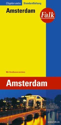 Plan de ville : Amsterdam