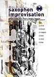 SAXOPHON IMPROVISATION - arrangiert für Saxophon - mit CD [Noten / Sheetmusic] Komponist: JUCHEM DIRKO
